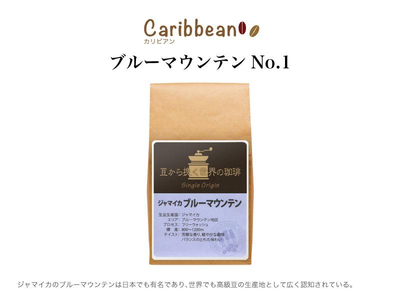チモトコーヒー:ジャマイカ ブルーマウンテン
