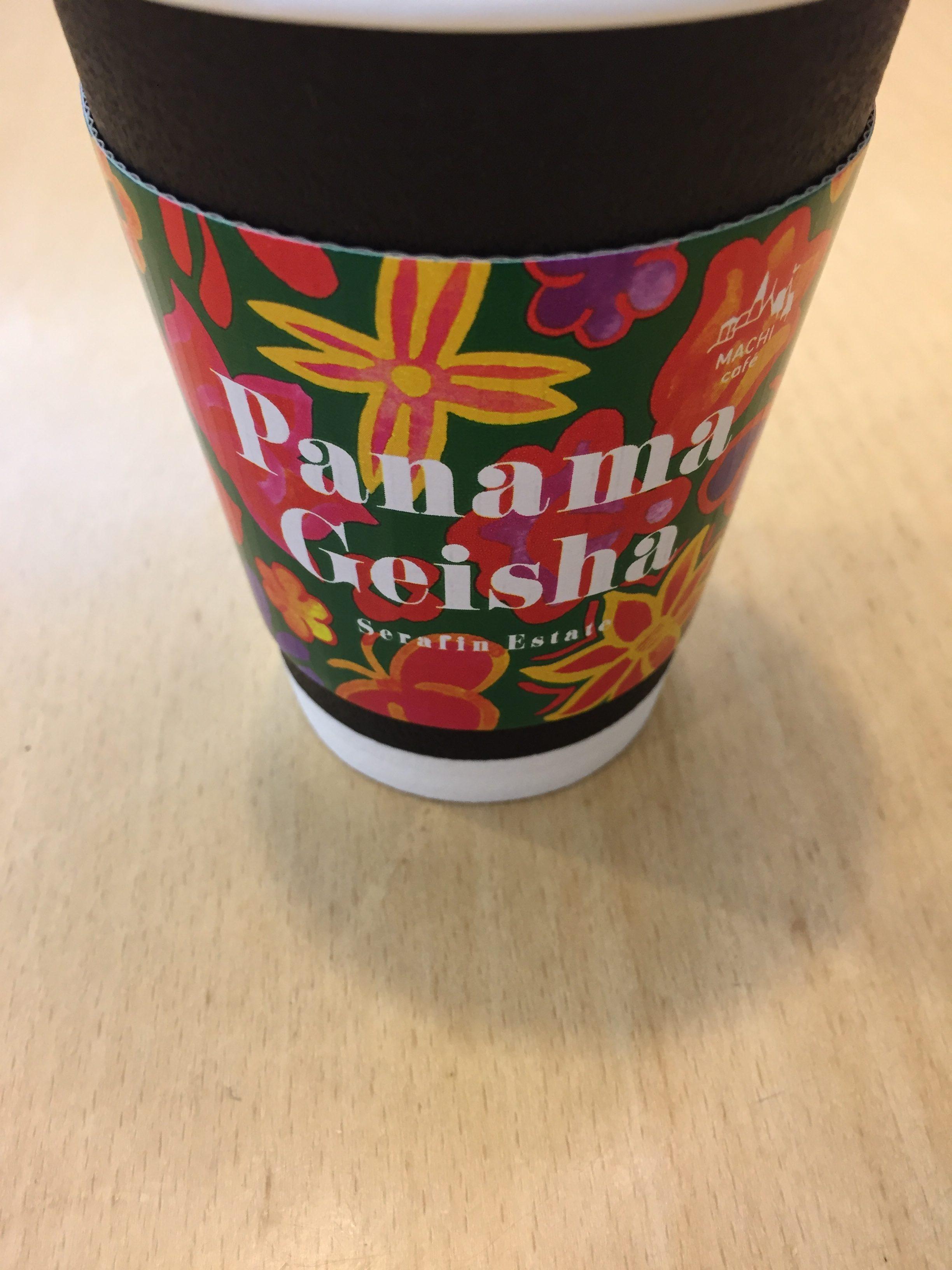 ローソン マチカフェ:パナマ ゲイシャ(セラフィン農園)