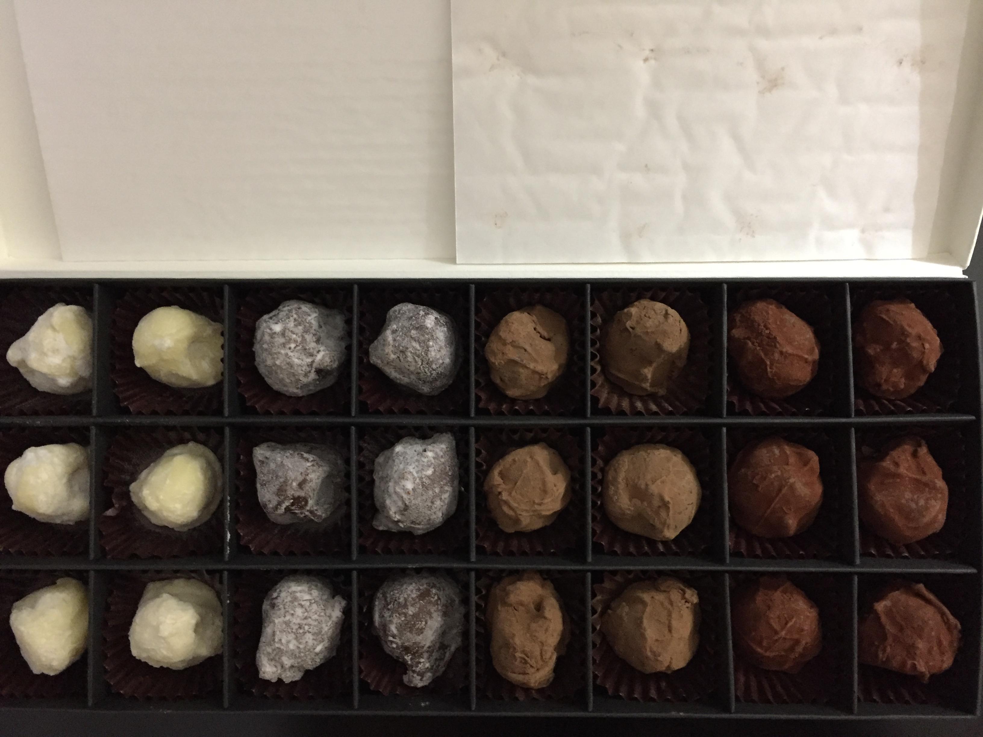 イヴァン・ヴァレンティン:プライベートチョコレート