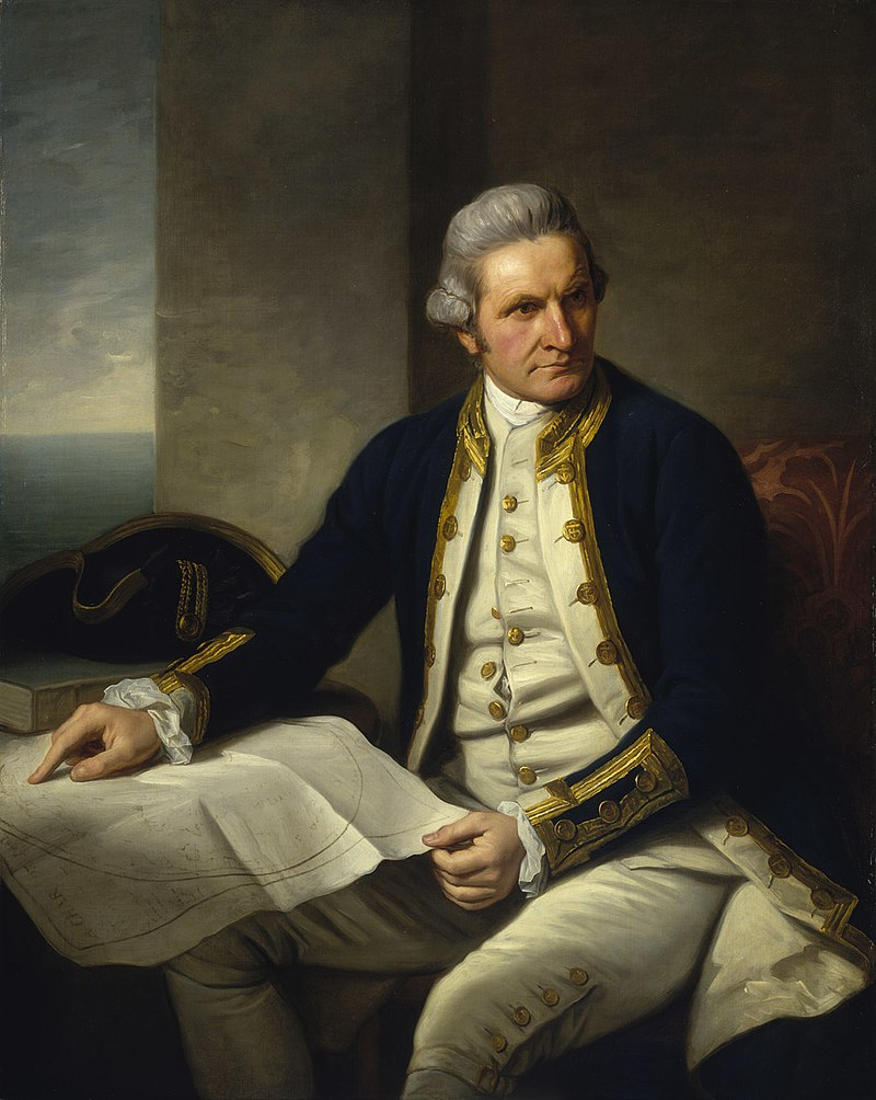 ニューカレドニアのコーヒーの歴史(1):発見と支配