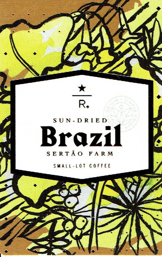 スターバックス リザーブ®:サンドライド ブラジル セルタオ ファーム