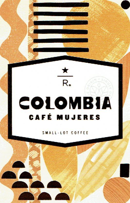 スターバックス リザーブ®:コロンビア カフェ ムヘレス