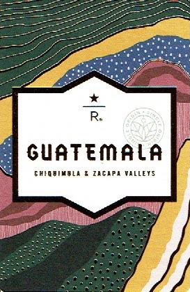 スターバックス リザーブ®:グアテマラ チキムラ & サカパ バレーズ