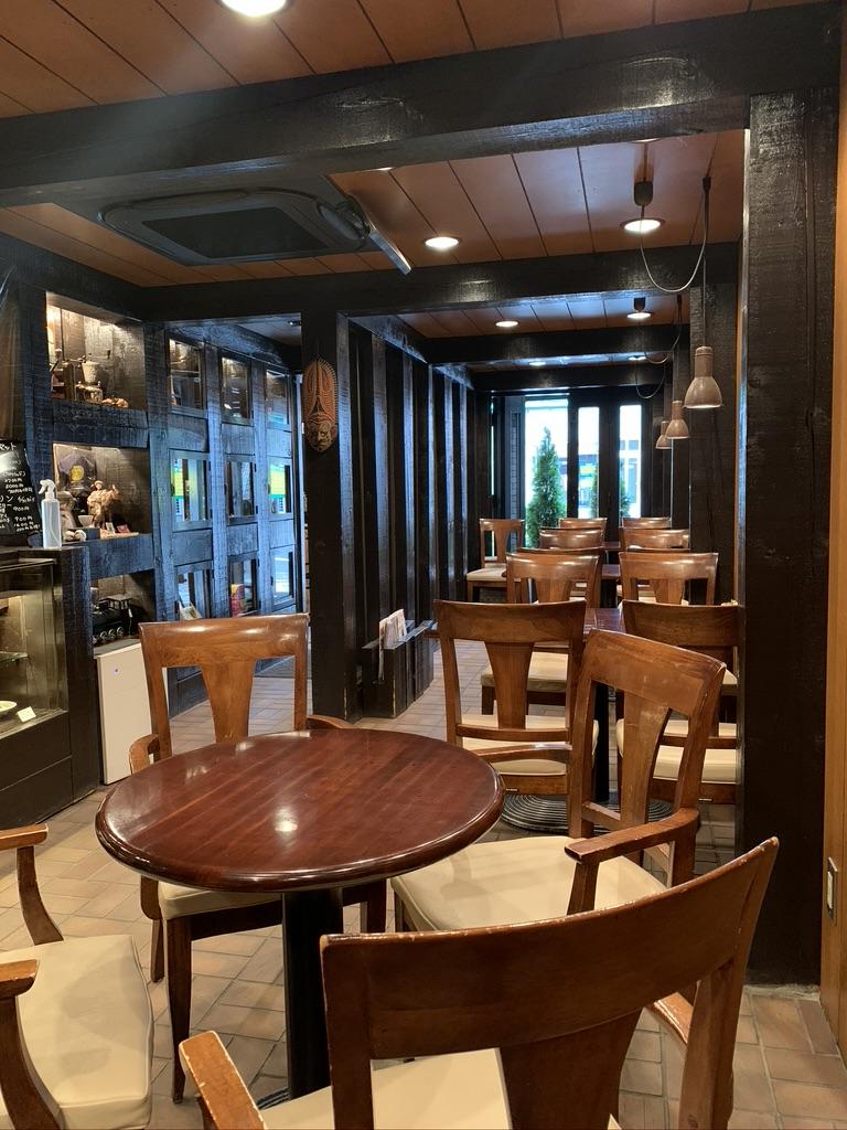 喫茶店(北海道札幌市):カフェ ランバン(Café RANBAN)とオリジナルブレンド