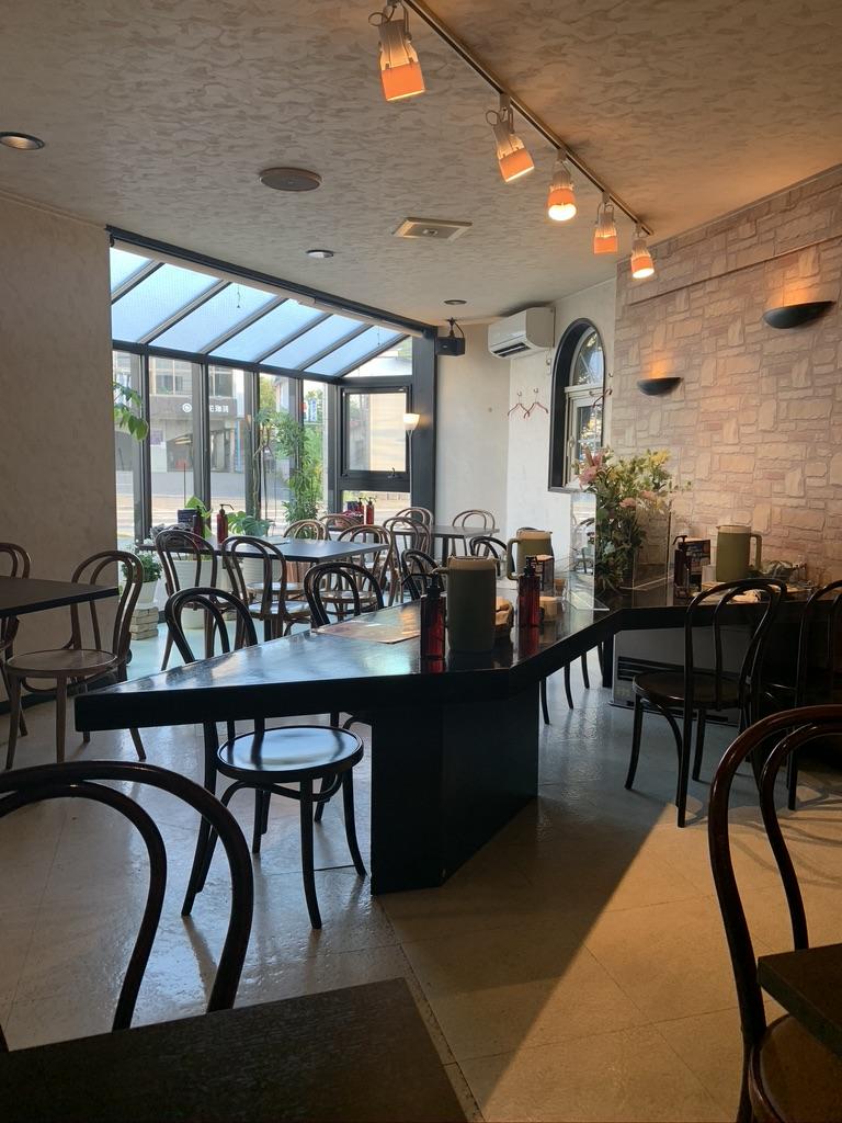 喫茶店とカレー(北海道札幌市):クロック(clock)
