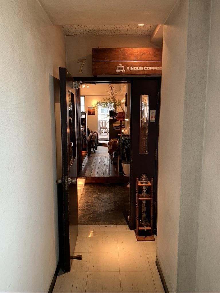 喫茶店(北海道札幌市):ミンガスコーヒー(Mingus Coffee)とローチロースター(roach roaster)