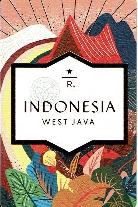 スターバックス リザーブ®:インドネシア ウェスト ジャバ
