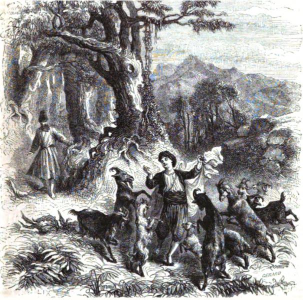 山羊飼いカルディの伝説とその変遷 ファウスト・ナイロニの説話はいかにして山羊飼いカルディの伝説へと姿を変えたのか