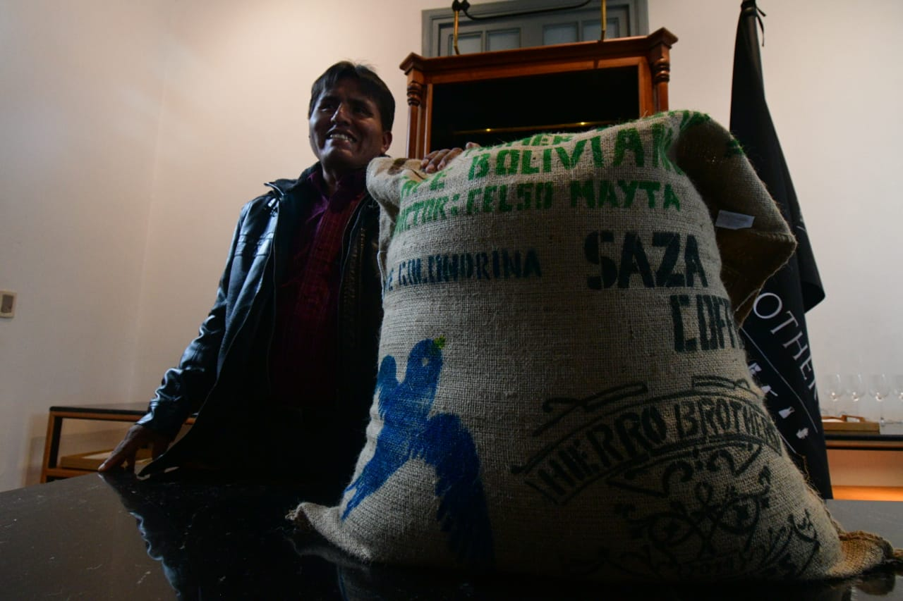 サザコーヒー:ボリビア ゴロンドリーナ農園 ゲイシャ ナショナル・トーナメント・クオリティ・カップ 2019年 第1位