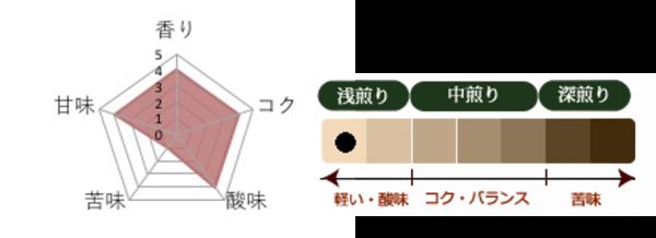 丸美珈琲店:コスタリカ ピエ・サン農園 ホワイト・ハニー