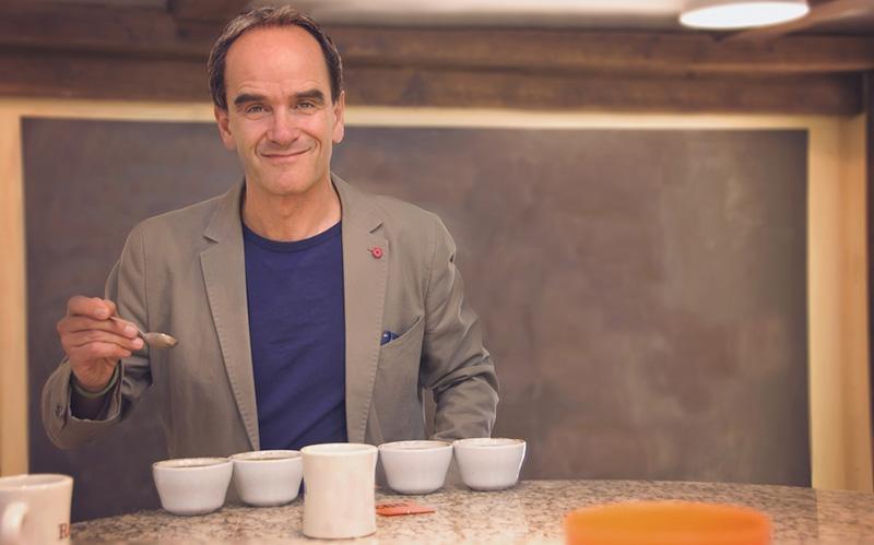 スペシャルティコーヒーの専門家:ウィレム・ブート