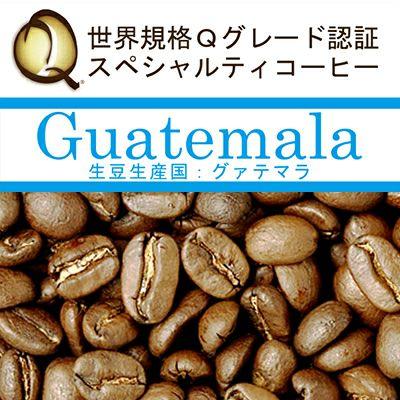 加藤珈琲店:世界規格Qグレード スペシャルティコーヒー グアテマラ