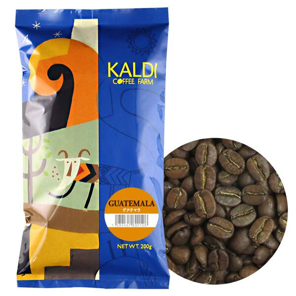 カルディコーヒーファーム:グアテマラ アンティグア