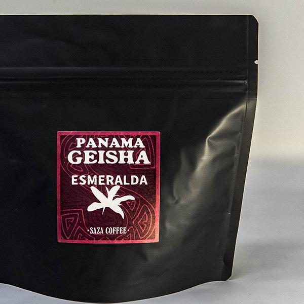 サザコーヒー:パナマ エスメラルダ農園 ゲイシャ マリオ ナチュラル