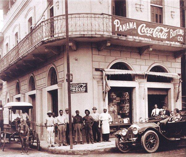 パナマのコーヒーの歴史(1):パナマ運河建設とコーヒーの広がり