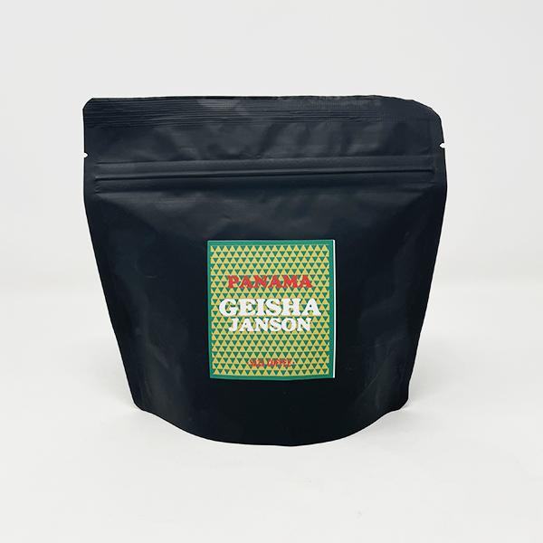 サザコーヒー:パナマ ジャンソン農園 ゲイシャ ウォッシュト