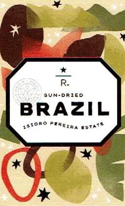 スターバックス リザーブ®:サンドライド ブラジル イシドロ ペレイラ エステート