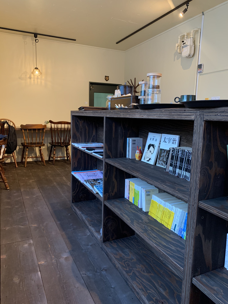 喫茶店(北海道札幌市):珈琲と衛星